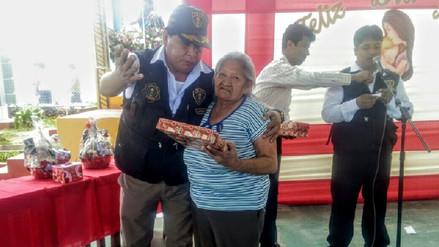 Internas del penal de Chiclayo fueron homenajeadas por el Día de la Madre