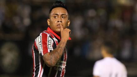 DT del Sao Paulo ve con buenos ojos que Cueva deje el club tras el Mundial