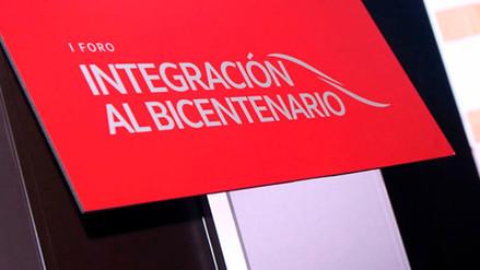 Las conclusiones del Primer Foro Integración al Bicentenario