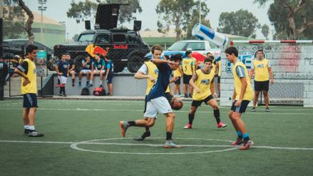 Todo sobre la final nacional del torneo de fulbito 'Neymar Jr's Five'