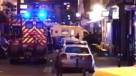 Un hombre mató con un cuchillo a un peatón en París al grito de