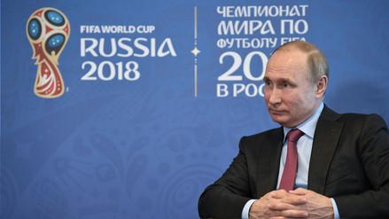 Rusia ultima los detalles del Mundial en medio de tensión con las potencias occidentales