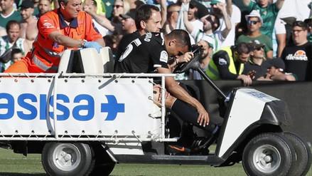 Gabriel Mercado se lesionó y enciende las alarmas en la Selección de Argentina
