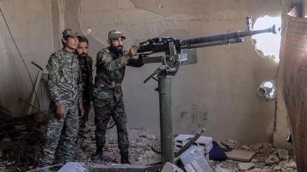 Más de 140 muertos tras una semana de enfrentamientos en Damasco