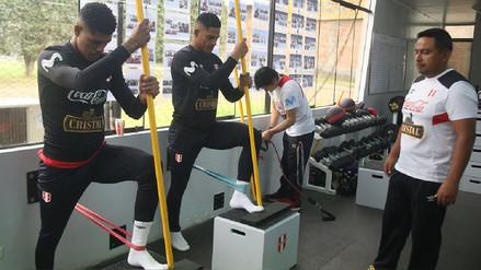 Selección Peruana completó su cuarto día de entrenamiento en La Videna