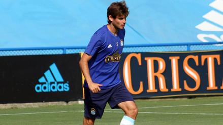 Omar Merlo expresó su ilusión por jugar algún día con la Selección Chilena