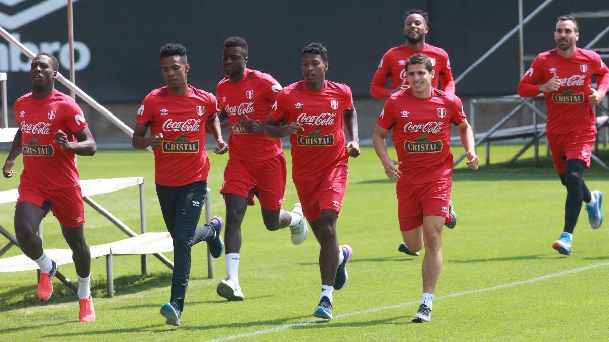 La Selección Peruana anunció la lista preliminar de convocados para Rusia 2018
