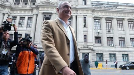 Alex Kouri demanda por S/ 50 millones a jueces supremos que lo condenaron por corrupción