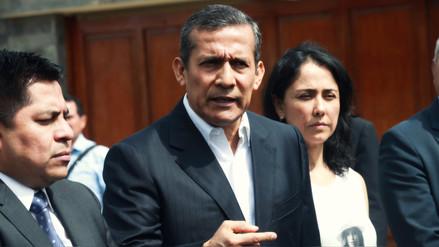Ipsos | El 64% de peruanos desaprueba decisión de levantar prisión preventiva contra Humala y Heredia