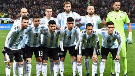 Jorge Sampaoli presentó la lista preliminar de Argentina con 35 jugadores para Rusia 2018