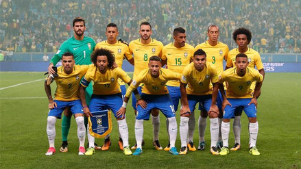 Tite presentó la lista oficial de Brasil para Rusia 2018