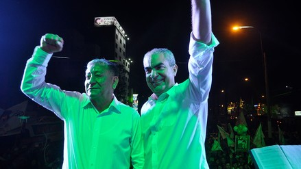 Manuel Velarde fue presentado como precandidato a Lima por Siempre Unidos