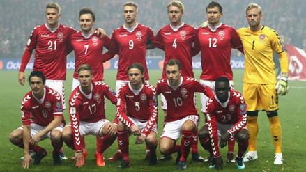 Dinamarca anunció su lista provisoria de convocados para el Mundial de Rusia