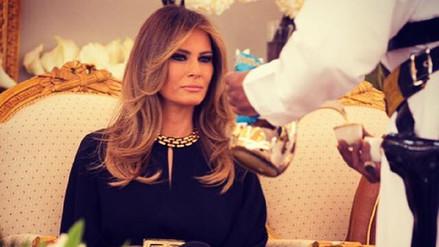 Melania Trump es operada por un problema en los riñones
