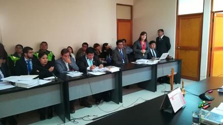 Ordenan prisión preventiva para juez que pidió coima en Arequipa