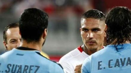 En Uruguay se solidarizan con Paolo Guerrero y lo comparan con Luis Suárez