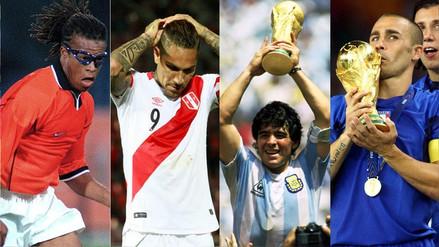 Otras seis grandes figuras del fútbol que también fueron sancionados como Guerrero