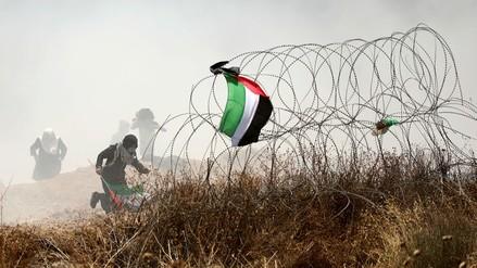 Más de 50 muertos en protestas por embajada de EE.UU. en Jerusalén