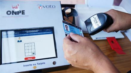 Ipsos | El 78% de peruanos está de acuerdo con que el voto sea voluntario
