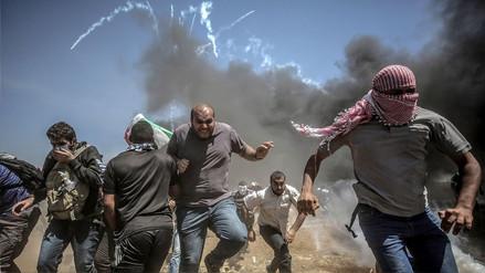 """ONU acusa a Israel de """"matar de forma indiscriminada"""" por protestas en Gaza"""