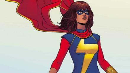 """""""Avengers"""": Kevin Feige anuncia la llegada de Miss Marvel"""