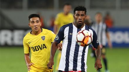 Mira el triunfo de Alianza Lima sobre Boca Juniors en La Bombonera hace 52 años