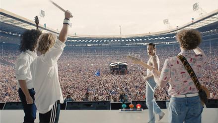 Rami Malek revive a Freddie Mercury en primer tráiler de
