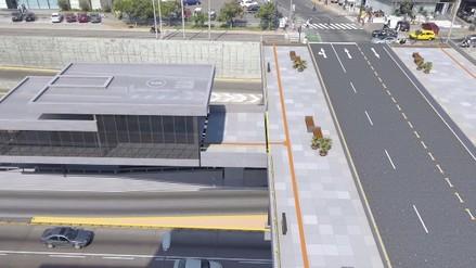 Municipalidad de Lima construirá una nueva estación del Metropolitano en San Isidro