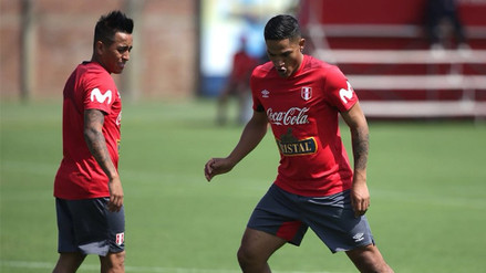 Así fue el sexto día de entrenamiento de la Selección Peruana en la Videna