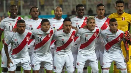 Perú y Uruguay son los únicos sudamericanos que no confirman su lista para Rusia 2018