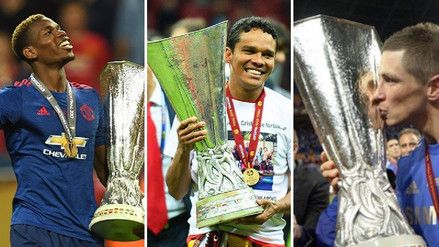 Repasa a los campeones de las últimas 5 Europa League