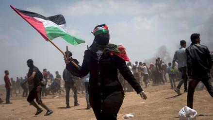 ONU: 6 niños murieron en las protestas palestinas contra la embajada en Jerusalén