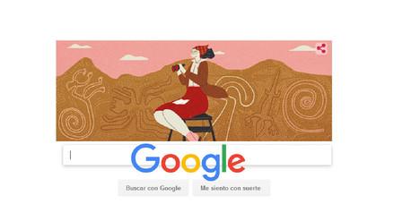 María Reiche: Google rinde homenaje a la protectora de las Líneas de Nazca