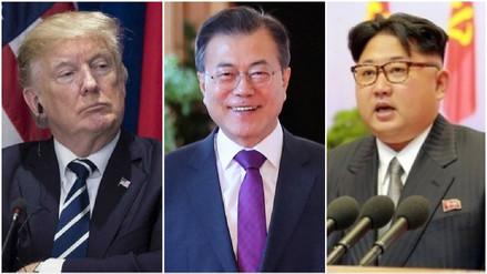 Corea del Sur y EE.UU. seguirán trabajando para celebrar la cumbre entre Kim y Trump
