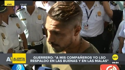 Video | Paolo Guerrero:
