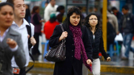 Senamhi pronostica ligeras lloviznas en distritos de Lima para esta semana