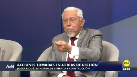 Javier Piqué pide sanciones para alcaldes que dan títulos de propiedad en quebradas