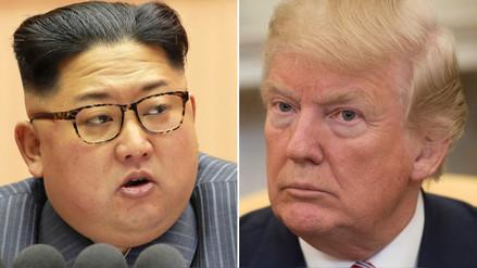"""Estados Unidos """"mantiene la esperanza"""" de que se concrete la reunión entre Trump y Kim Jong-un"""