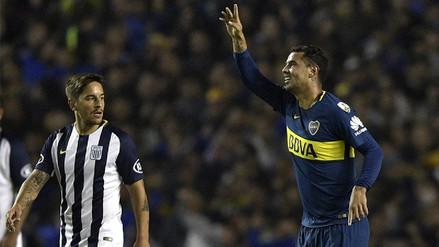 Con estos tantos, Boca Juniors golea a Alianza Lima por la Copa Libertadores