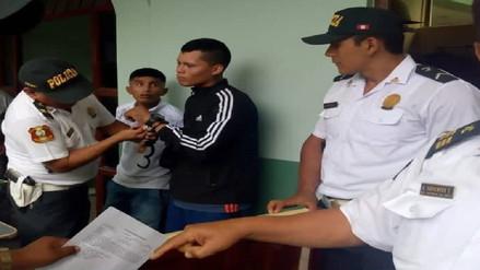 Chiclayo: capturan a sujetos que robaron celular a escolar