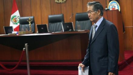 Alberto Fujimori anunció que no apelará impedimento de salida del país por el caso Pativilca