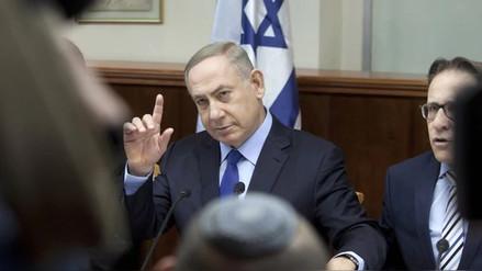 Primer ministro de Israel: Los métodos no letales