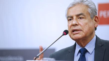 Primer ministro: Gobierno dialogará con Congreso por