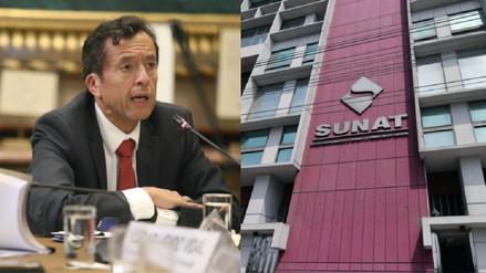 MEF sobre la Sunat: