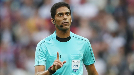 Árbitro designado para dirigir el Mundial fue suspendido de por vida por soborno