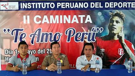 Instituto Peruano del Deporte anuncia marcha en respaldo a Guerrero en Trujillo