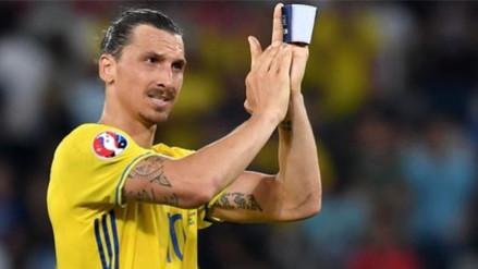 Sin Zlatan Ibrahimovic, Suecia presentó su lista oficial para Rusia 2018