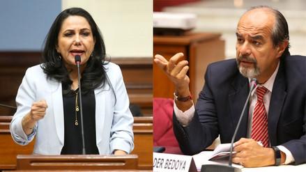 Mulder dijo que Montenegro critica la comisión Lava Jato por la citación a los Acuña