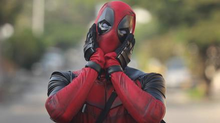 'Deadpool peruano' se alista para el estreno de la segunda película del antihéroe de Marvel