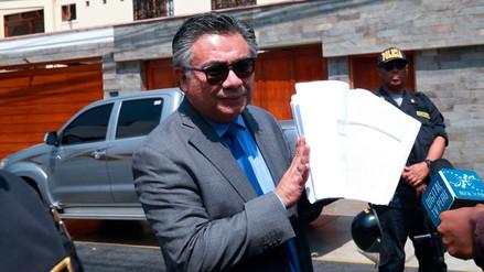 Abogado de Humala niega que pedidos a la Fiscalía sean una estrategia para dilatar la acusación